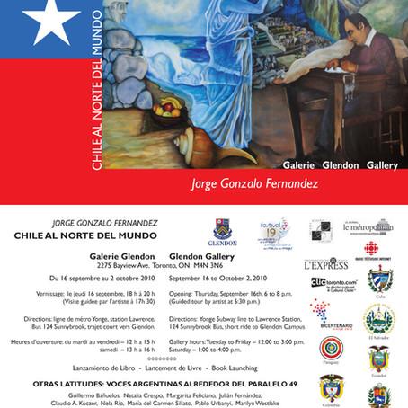 Celebrando el Bicentenario: Chile al norte del mundo