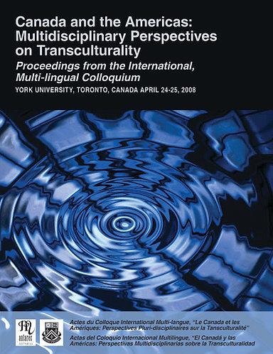 Canada and the Americas: Multidisciplinary Perspectives... - Margarita Feliciano