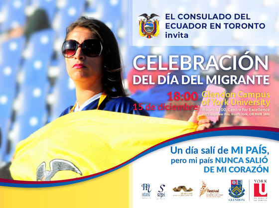 Invitation: Ecuadorian Migrant's Day