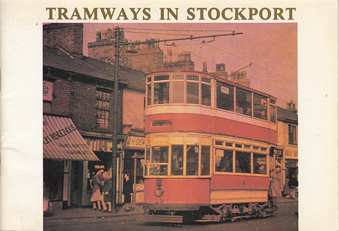 Tramways in Stockport