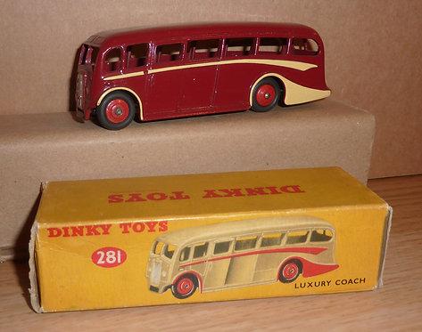 Vintage Dinky 281 - Luxury Coach