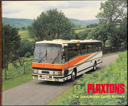 Plaxtons - The Great British Coachbuilder