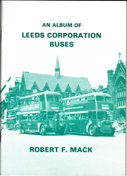 An Album of - Leeds Corporation Buses
