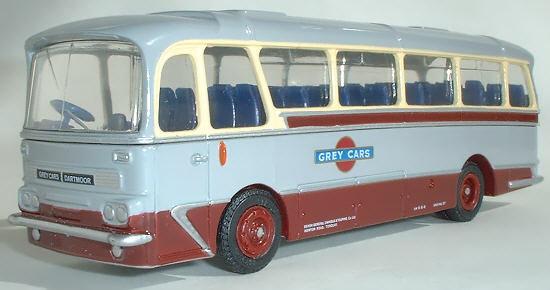 Grey Cars Harrington Grenadier Coach