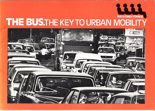 The Bus - The Key to Urban Mobility - 1983