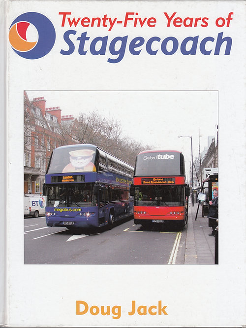 Twenty Five Years of - Stagecoach