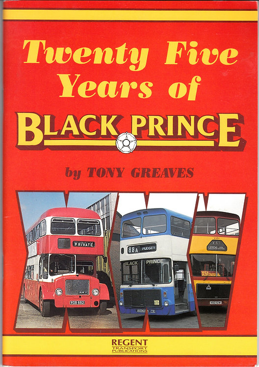 Twenty Five Years of Black Prince
