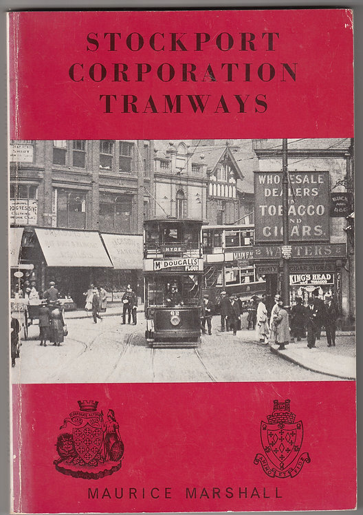 Stockport Corporation Tramways