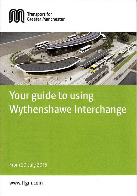 TfGM - Using Wythenshawe Interchange - July 2015