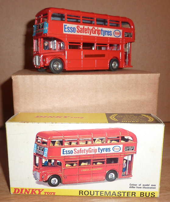 Vintage Dinky 289 - Routemaster Bus