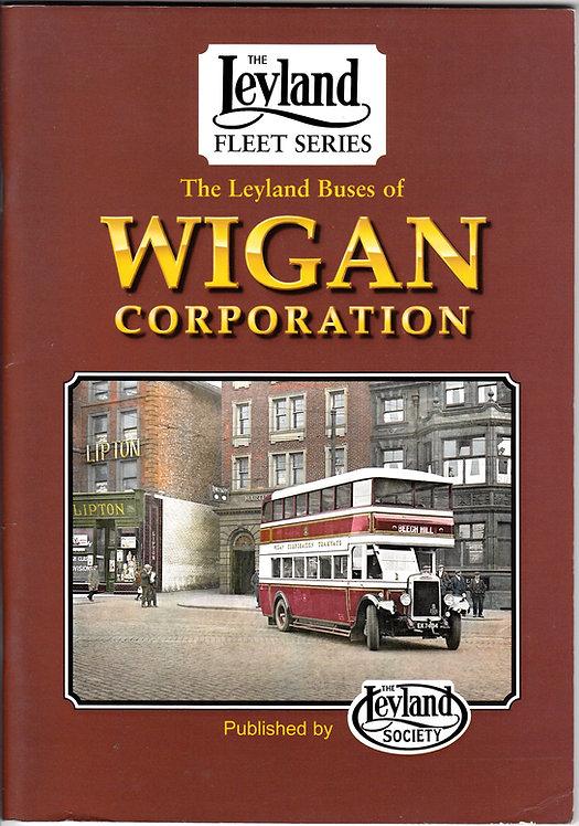 Wigan Corporation - Leyland Fleet Series