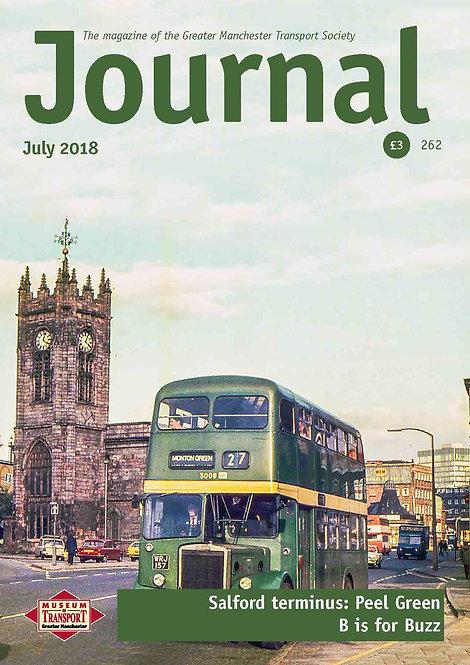 Journal 262 - July 2018