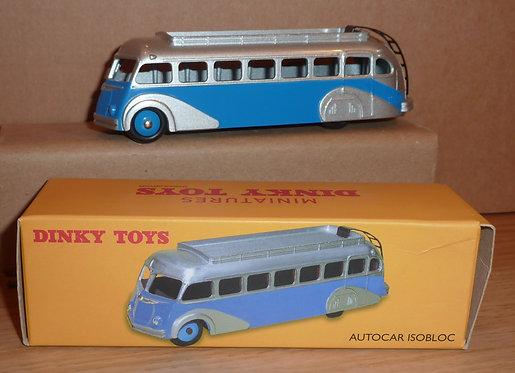 Dinky 29E - Autocar Isobloc - Reproduction