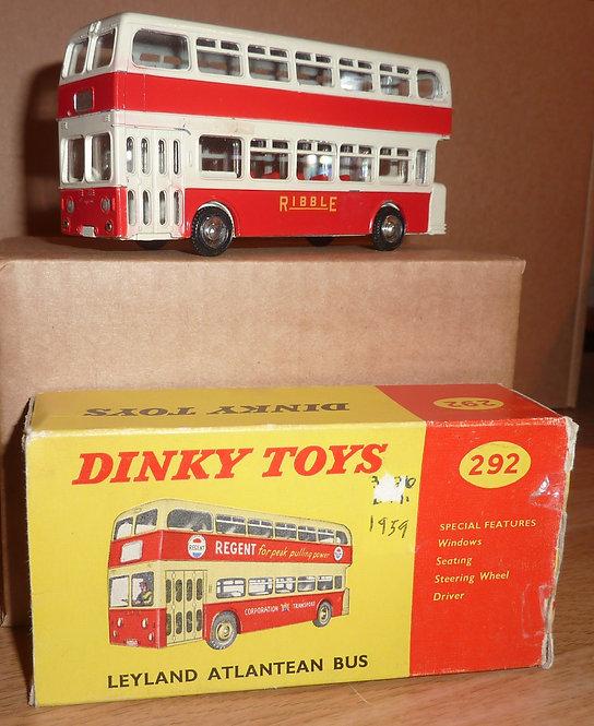 Vintage Dinky 292 - Leyland Atlantean Bus