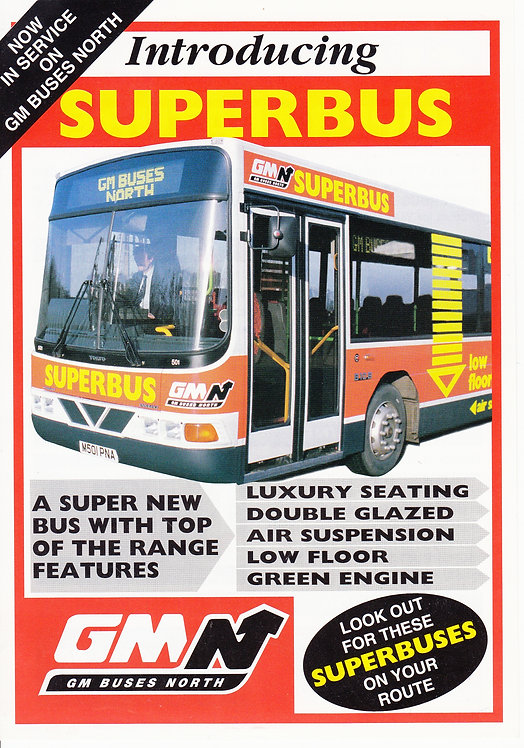 Introducing Superbus by GM Buses North