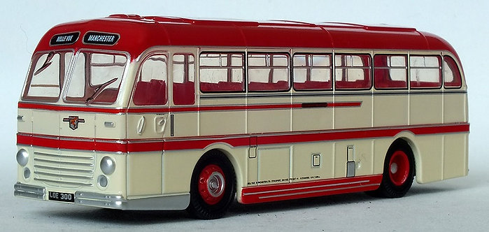 Belle Vue Coaches - Duple Roadmaster