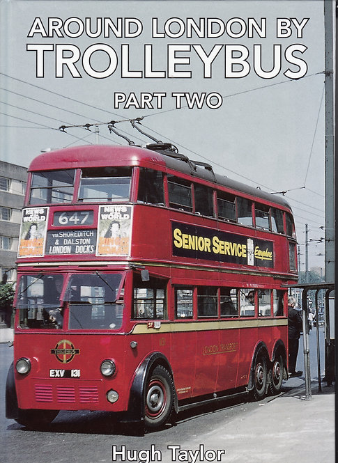 Around London by Trolleybus - PartTwo