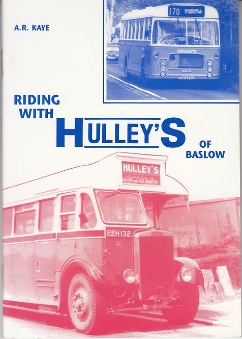 Riding with Hulley's of Baslow