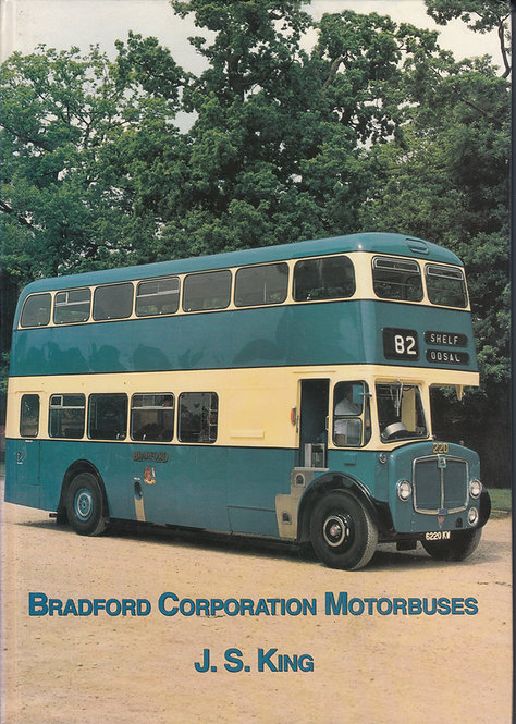 Bradford Corporation Motorbuses