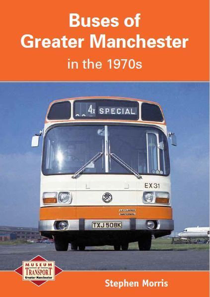 Buses of Greater Manchester in the 1970s