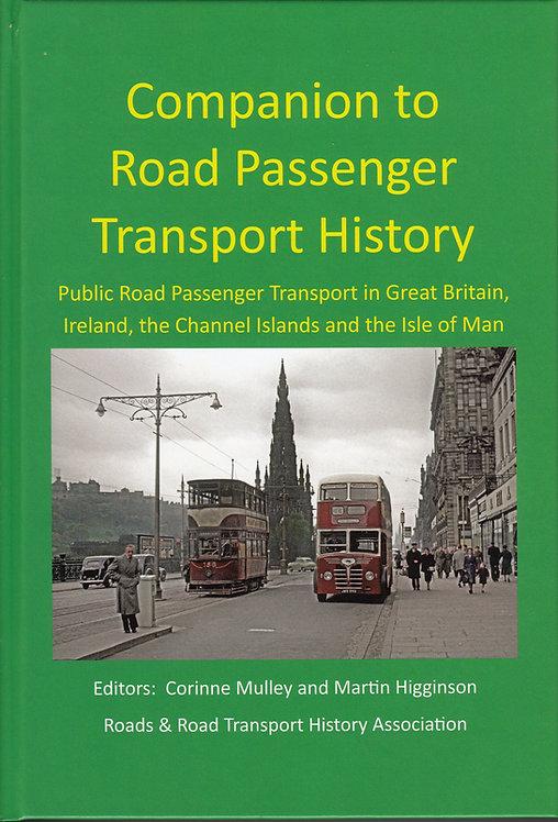 Companion to Road Passenger Transport History