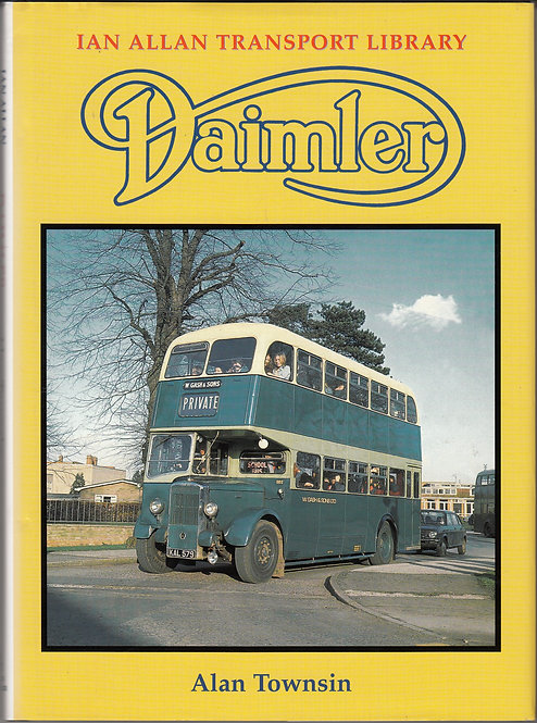 Daimler - from the Ian Allan Transport Library