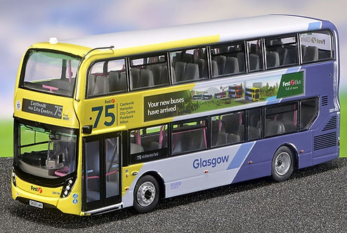 First Glasgow - Alexander Dennis Enviro400 MMC