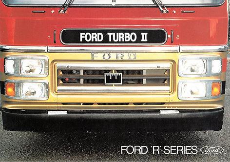 Manufacturer's Brochure - Ford