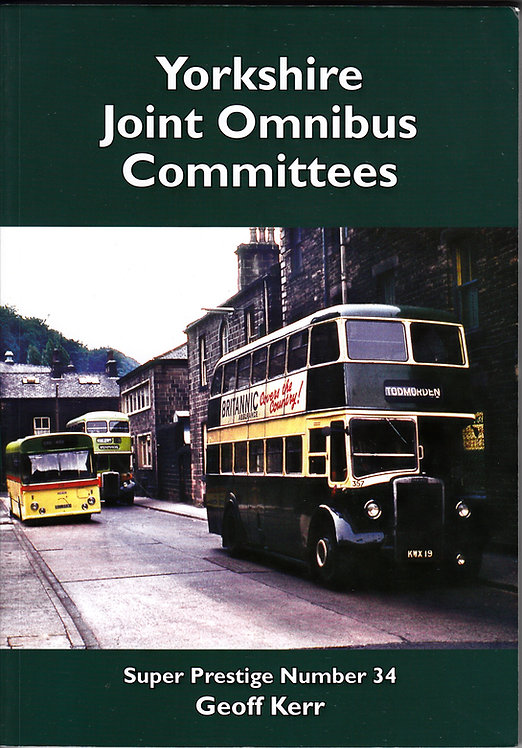 Yorkshire Joint Omnibus Committees - Super Prestige No.34