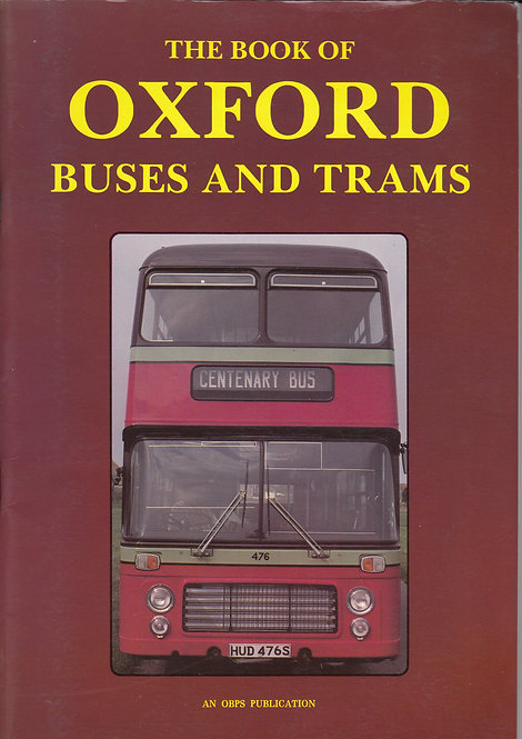 Oxford Buses and Trams