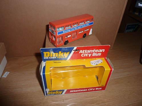 Vintage Dinky 291 - Atlantean City Bus