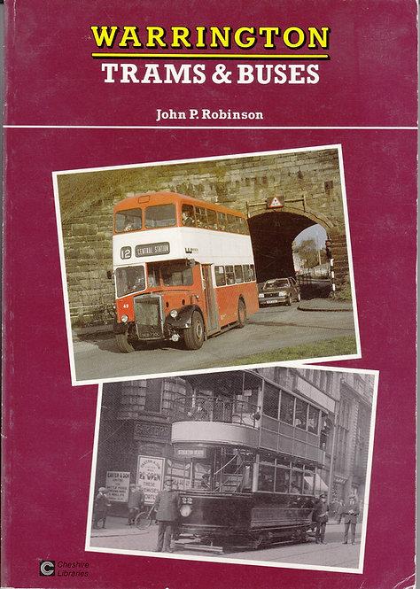 Warrington Trams & Buses