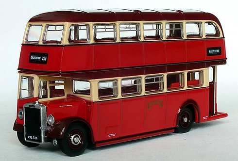 Barton Transport - Leyland PD2/12