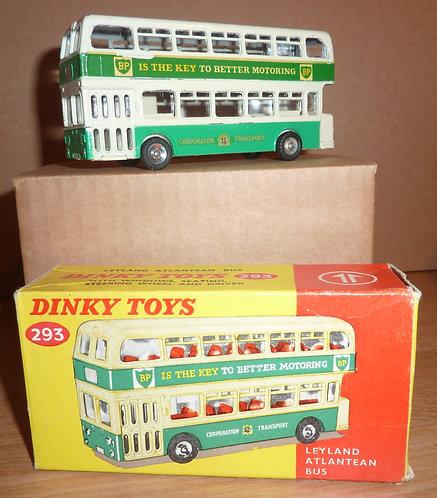 Vintage Dinky 293 - Leyland Atlantean Bus