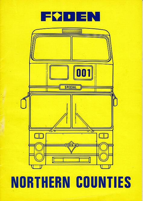 Manufacturer's Brochure - Foden