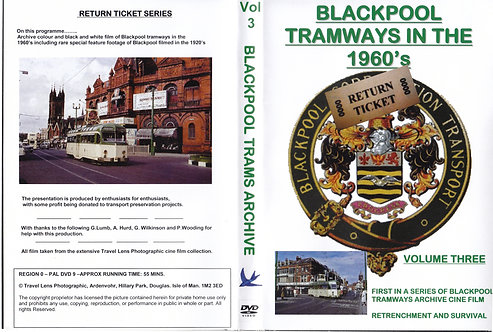 Blackpool Tramways in the 1960s