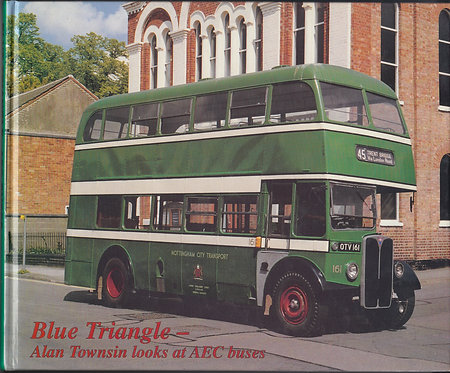 Blue Triangle - AEC Buses