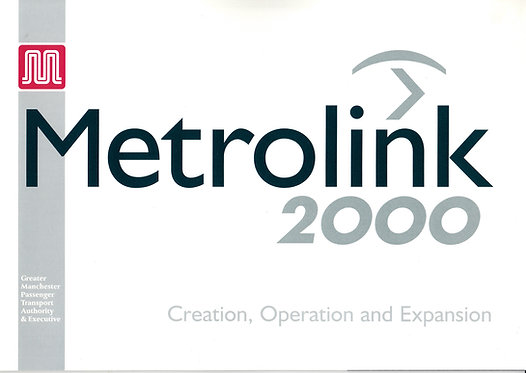 Metrolink 2000 - October 1994