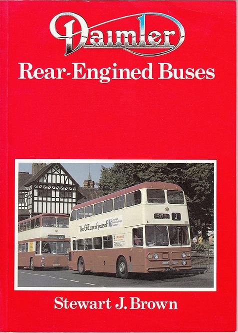 Daimler - Rear-Engined Buses