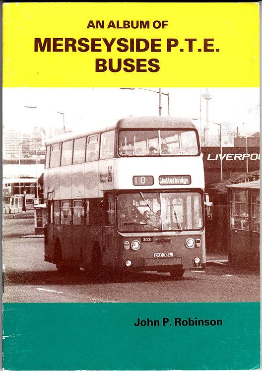Merseyside PTE Buses