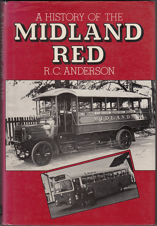 A History of the Midland Red