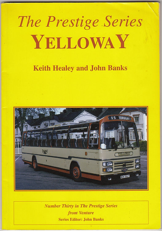 Yelloway - The Prestige Series No.30