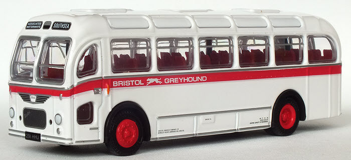 Bristol Greyhound - MW6G ECW Coach