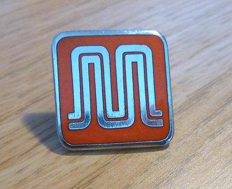Greater Manchester Transport Cap Badge