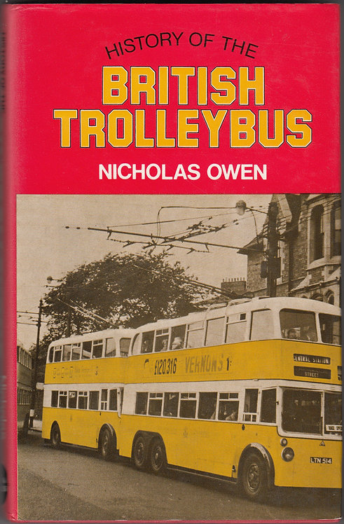 History of the British Trolleybus