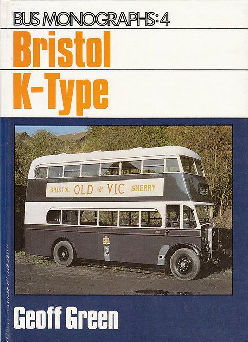 Bristol K-Type - Bus Monographs 4