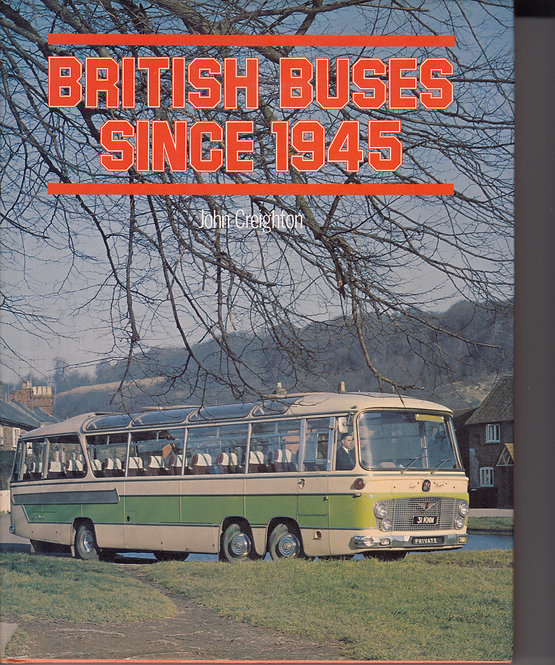 British Buses Since 1945