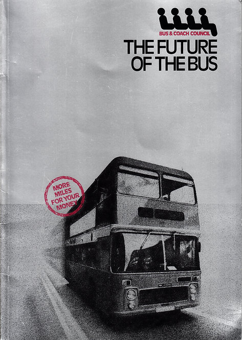 The Future of the Bus - November 1982