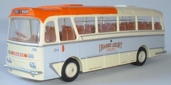 Orange Luxury Coaches