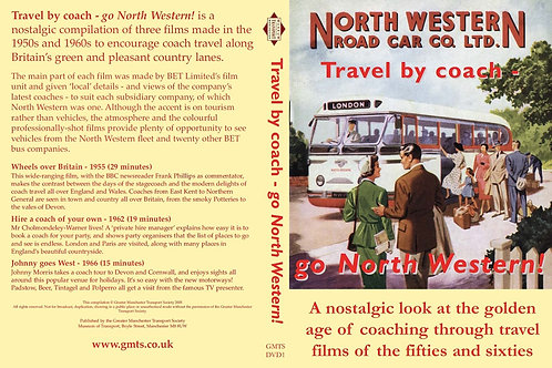 North Western - travel by coach